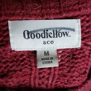 Goodfellow & Co Maroon Sweater